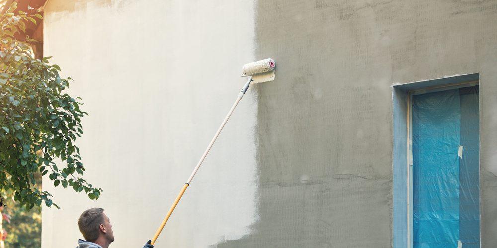 Peinture extérieure